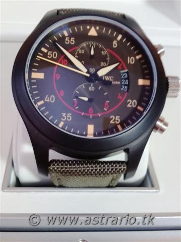 IWC PILOT´S WATCH TOP GUN MIRAMAR CHRONOGRAPH Ø46mm.