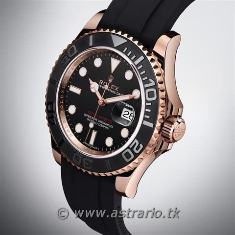 Rolex Yacht Master 116655-268655 Everose Gold Ceramic - Ø 40mm